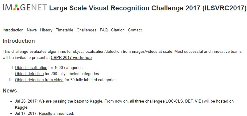 ImageNet large scale visual recognition challenge(ILSVRC